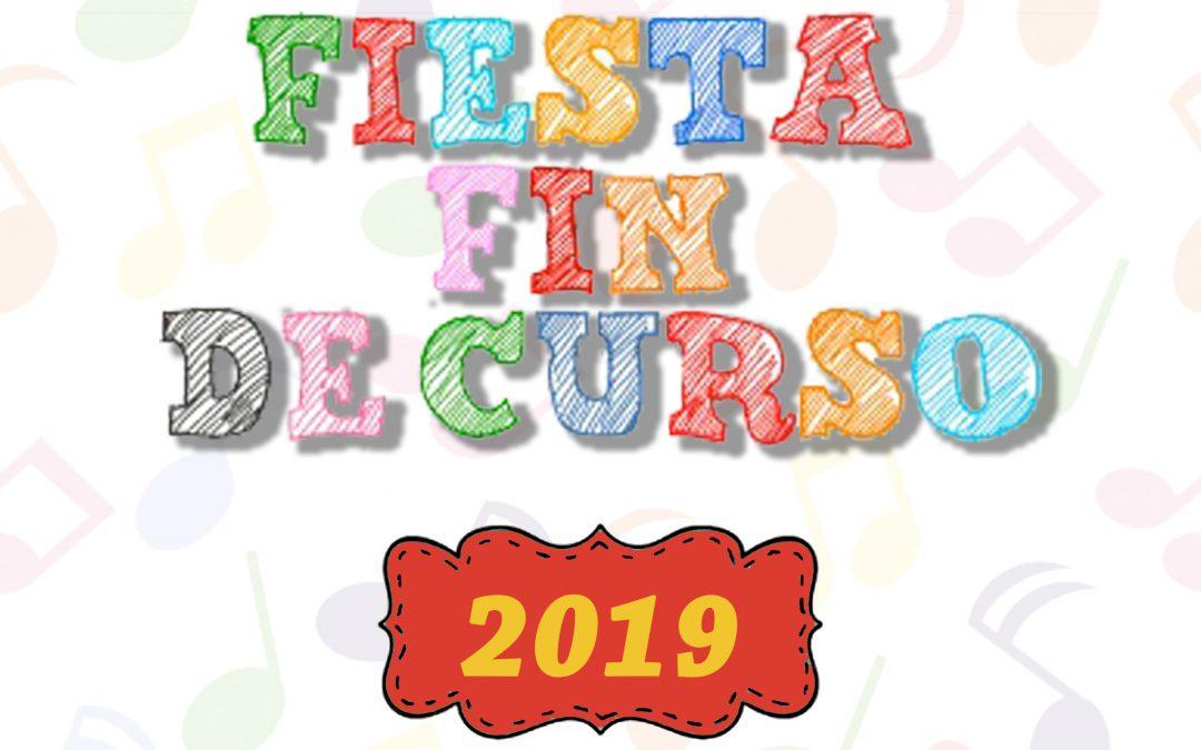¡FIESTA DE FIN DE CURSO!
