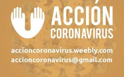Ayuda voluntaria contra el Coronavirus
